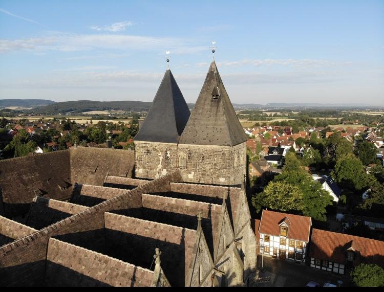 Stiftskirche Panorama